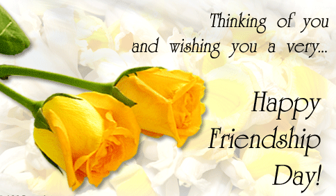 Happy Friendship Day 2016 Card