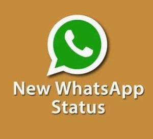 New Whatsapp Status 2016