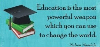 Nelson mandela Education Quotes