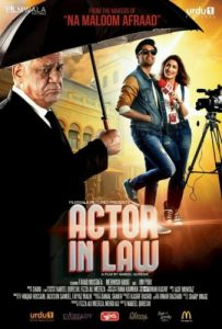 Movie Poster Of Actor In Law