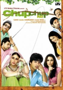 Movie Poster of Chup Chup Ke