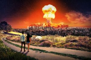Protect yourself from the nuclear explosion