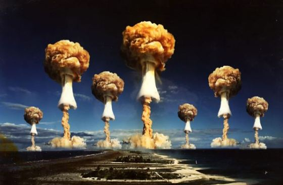 Making of Hydrogen Bombs