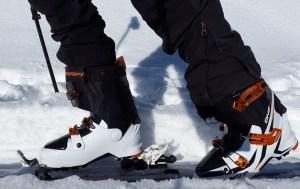 Ski Boots to Ski