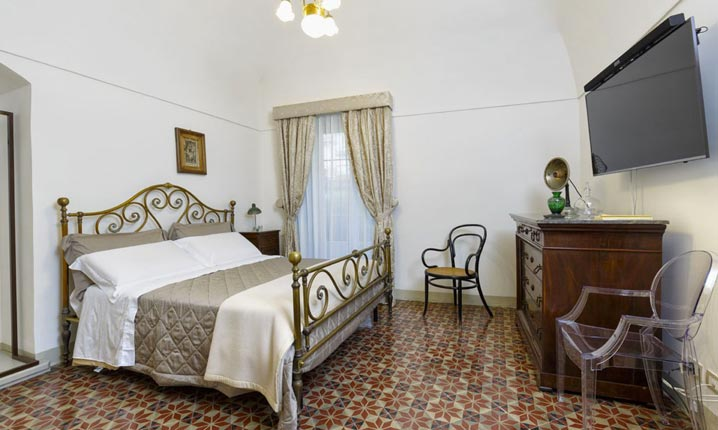 bliss deluxe room