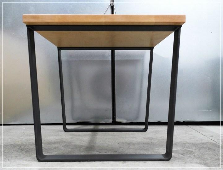 Tischgestell 100x12/ 140x6