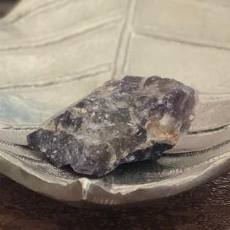 amethist ruw brokje nr4 mineralen