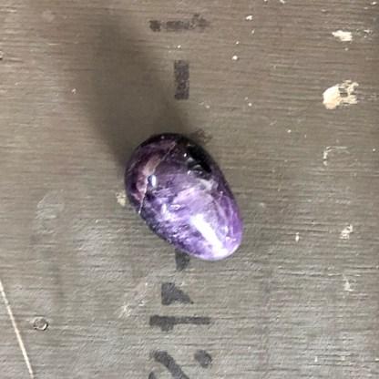 amethist ei gepolijst nr1 uruguay mineralen