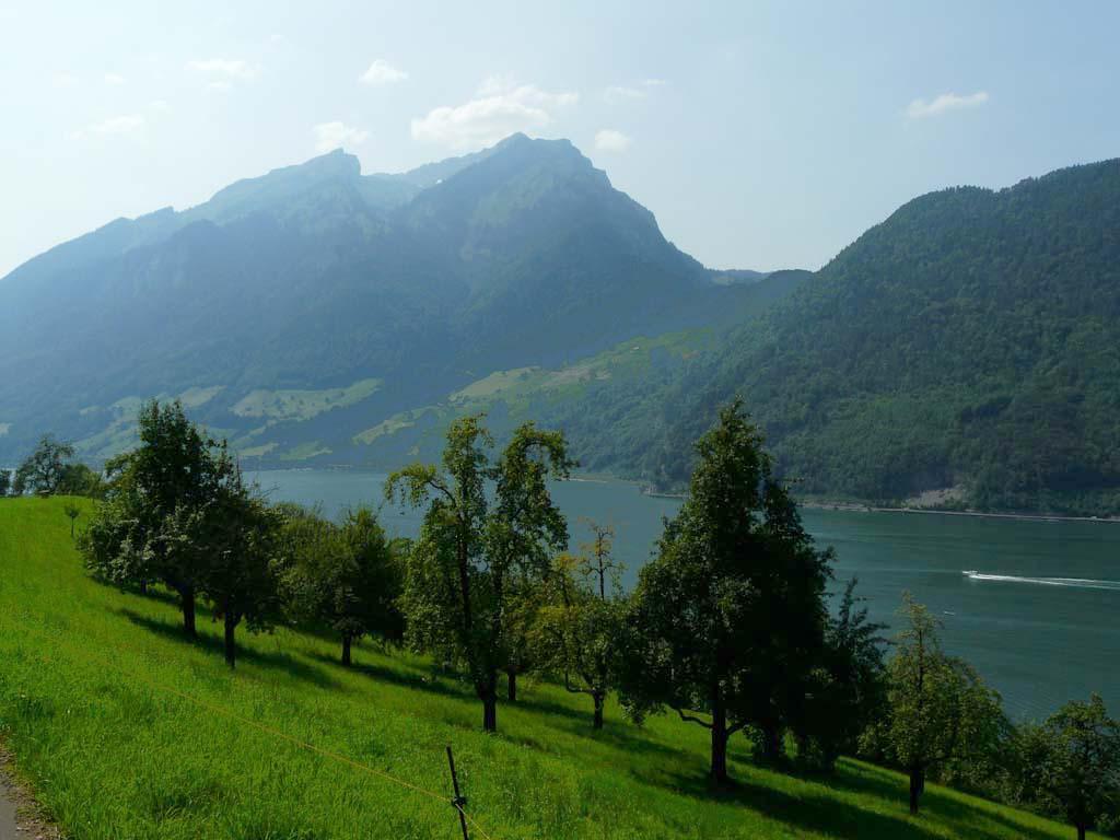 A n'en point douter, nous sommes en Suisse...