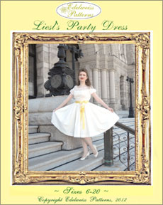 Liesl's Party Dress