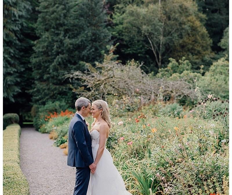 Stunning Rathsallagh House Wedding – Michelle and Alan