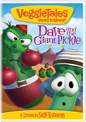 Dave And The Giant Pickle DVD Free Delivery