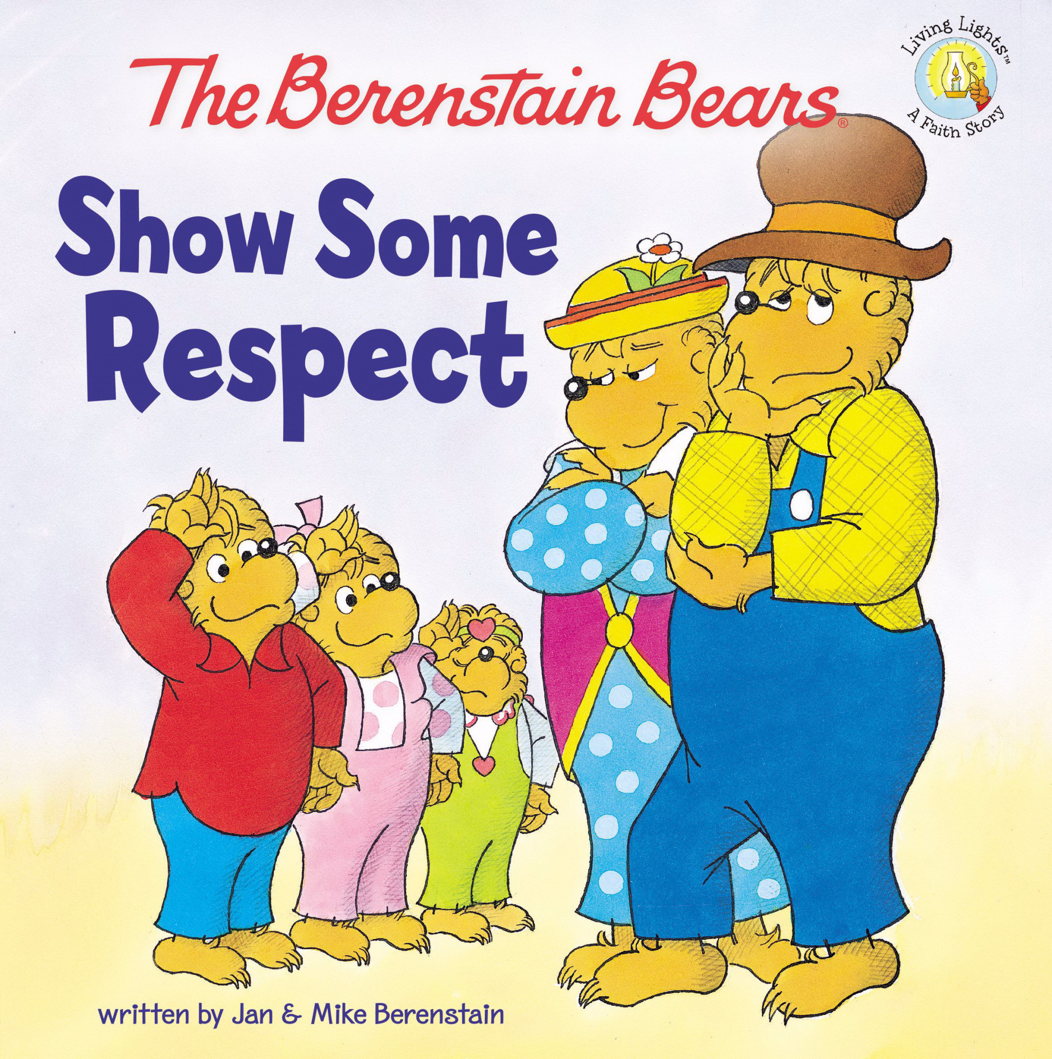 Berenstain Bears Show Some Respect The P