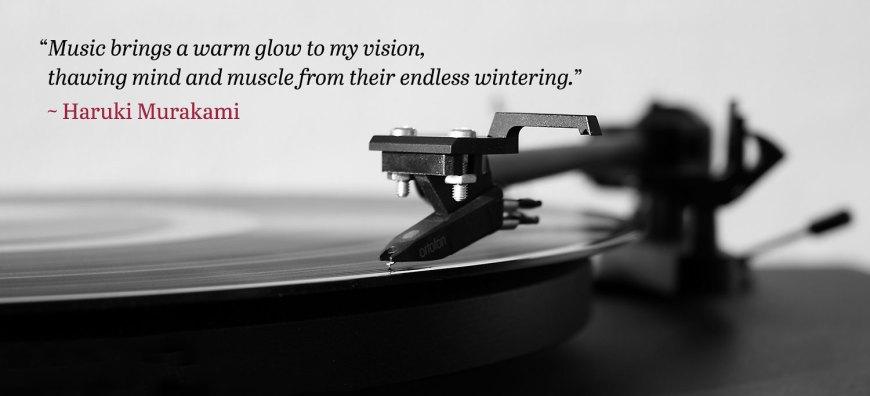 music monday haruki murakami quote