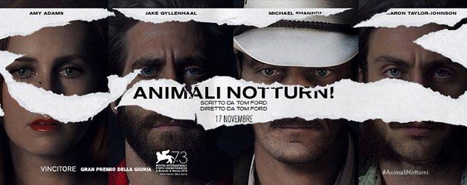 Animali notturni : 14.40 / 17.00 / 22.00