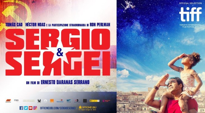 Sergio e Sergej – Il professore e il cosmonauta : 14.30 / 16.30 / 18.30 / 20.30 / 22.30