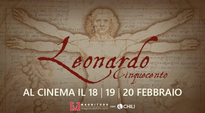 Leonardo – Cinquecento : 16.40