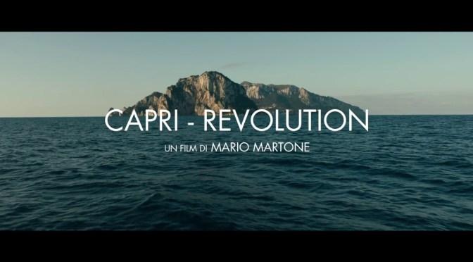 Capri Revolution :  14.30 / 17.00 / 19.30 / 22.00