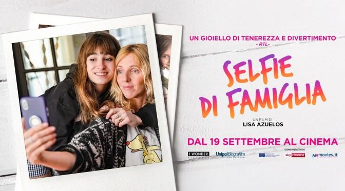 Selfie di famiglia : 14.30 / 16.30 / 18.30 / 20.30 / 22.30