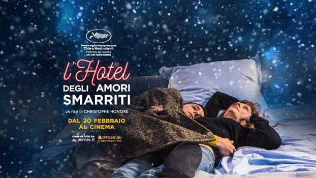 L'hotel degli amori smarriti : 14.30 / 16.30 / 18.30 / 21.45