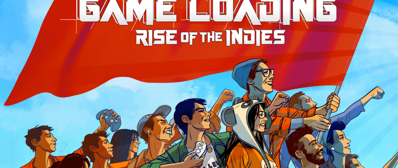 GameLoading: Rise of the Indies Promotional Image