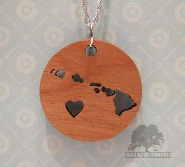 Hawaii Keepsake Necklace