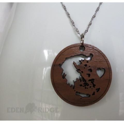 Greece Keepsake Necklace