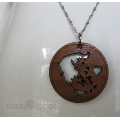 Greece Keepsake Necklace