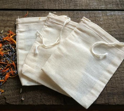 Muslin Culinary Bags