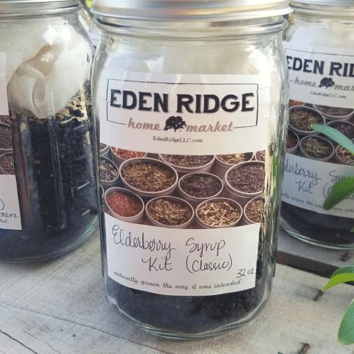 Elderberry Syrup Kit (Classic)