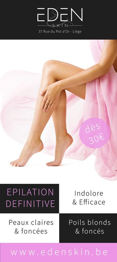 publicité EdenSkin Femmes