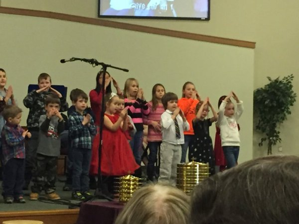Kings Kids Choir