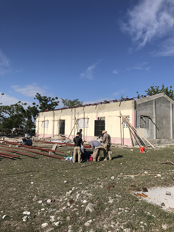 Press Release For Immediate Release: Eden Westside Baptist Focuses Mission Efforts on Southern Haiti