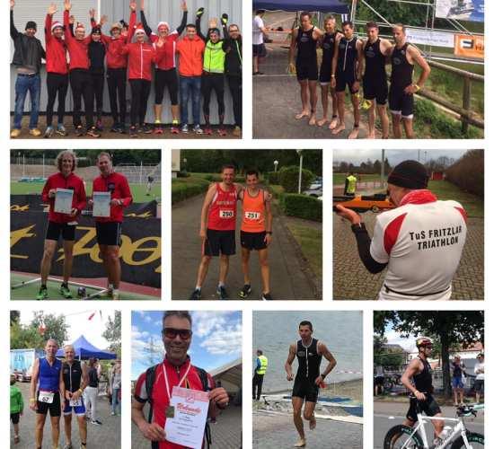 Jahresrückblick Triathlon-Abteilung 2018