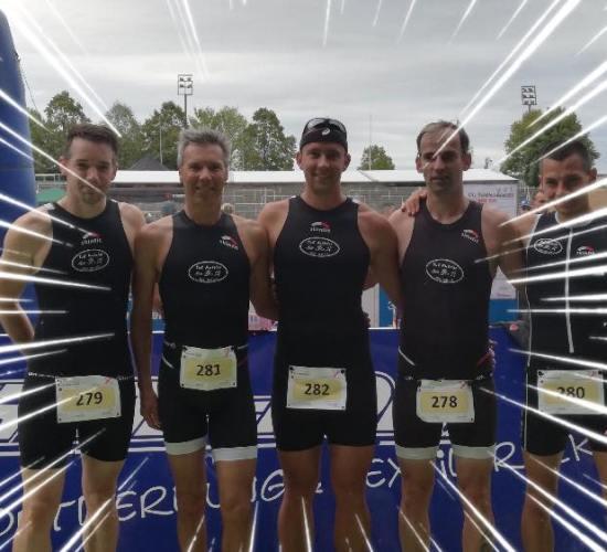 Liga-Mannschaft des TuS Fritzlar – Triathlon ist Mannschaft des Jahres 2018