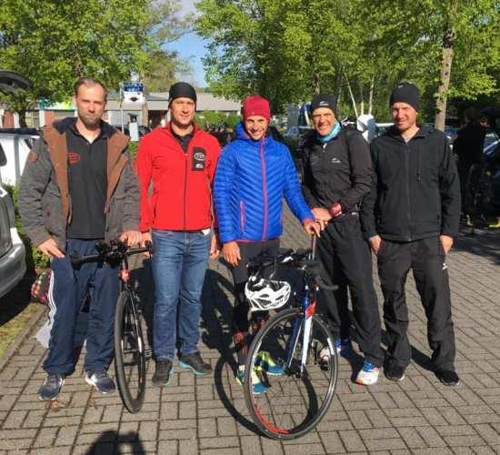Sensationeller 3. Gesamtplatz beim Barockstadt-Fulda-Triathlon