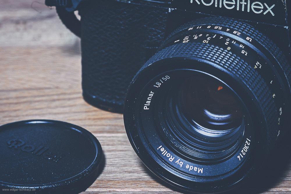 Rollei Spiegelreflexkamera