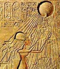 Sun and Akhenaten