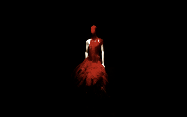 Devil · Alexander McQueen Exposición Metropolitan NYC