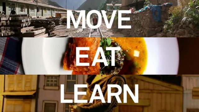 Move, Eat, Learn (Muévete, Come, Aprende): los videos virales de STA Travel Australia