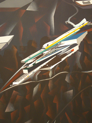 Zaha Hadid, Peak Competition, Hong Kong, 1983_edgargonzalez