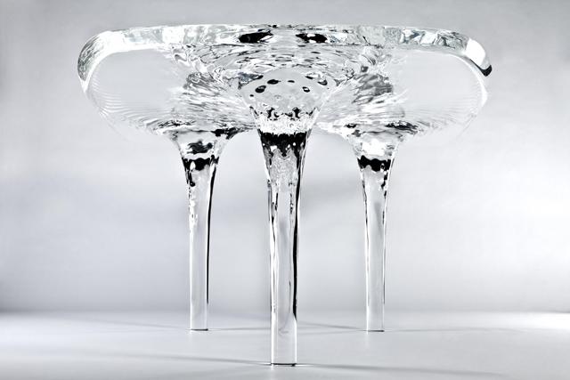 Liquid Glacial_ Zaha Hadid