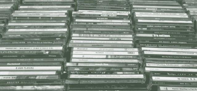 """""""CD's zijn het nieuwe vinyl"""""""