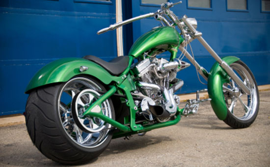 Customize motorcycle