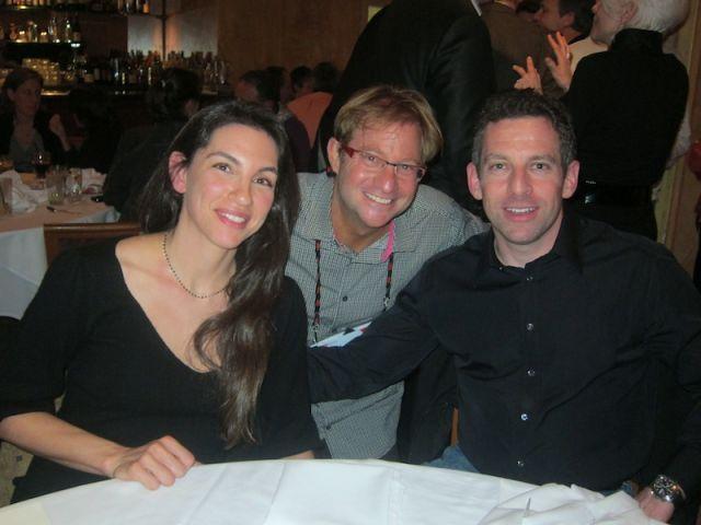 THE EDGE BILLIONAIRES DINNER 2010