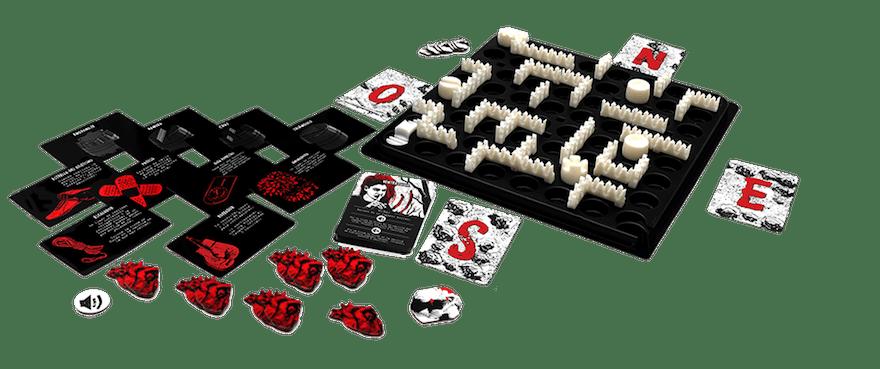nictofobia juego de mesa