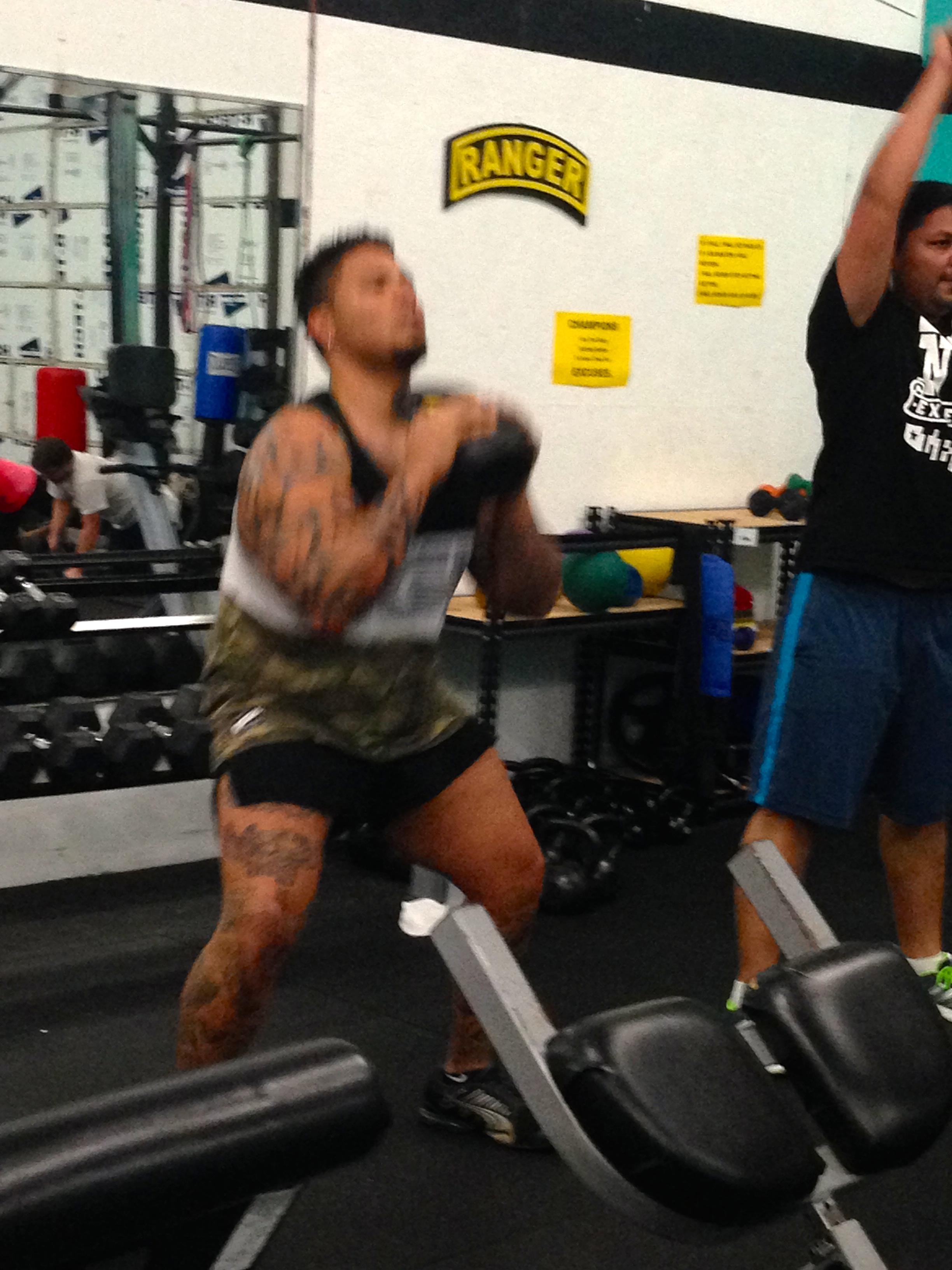 Group TrainingBoot Camp Class Info Edge Fitness