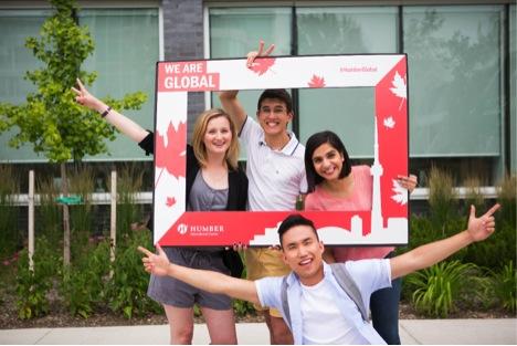 Beasiswa untuk lulusan D3/d4 di Humber College, Kanada