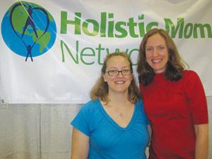 Carrie Stephens and Laura Calbone