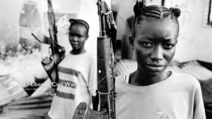 Liberian Children Soldiers